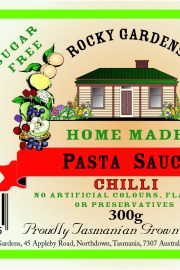 Chili Pasta Sauce Nutritional Information