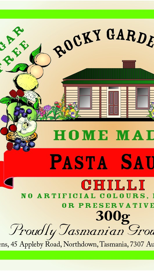 Chili Pasta Sauce Nutritional Information