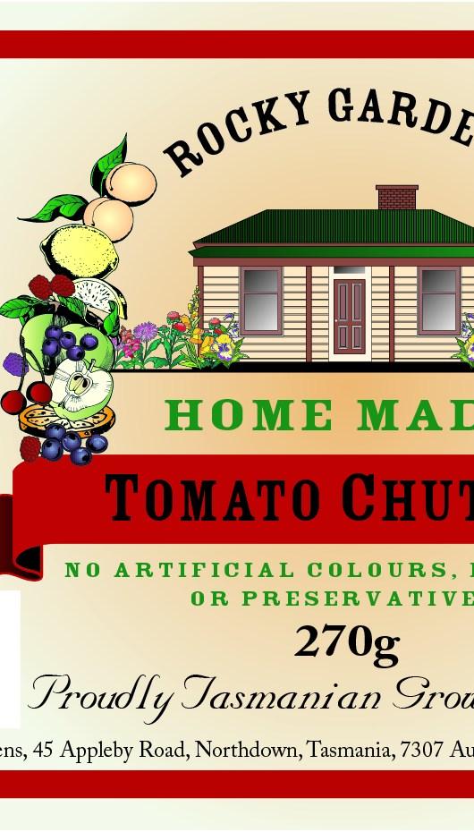Tomato Chutney Nutritional Information