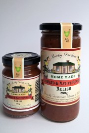 Tomato & Native Pepper Relish