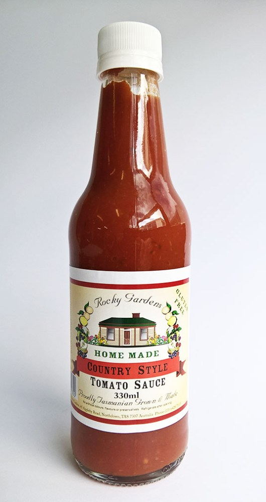 Country Style Tomato Sauce