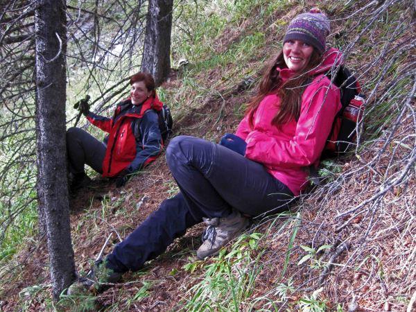 Ridge Walking Rocky Mountain Escape