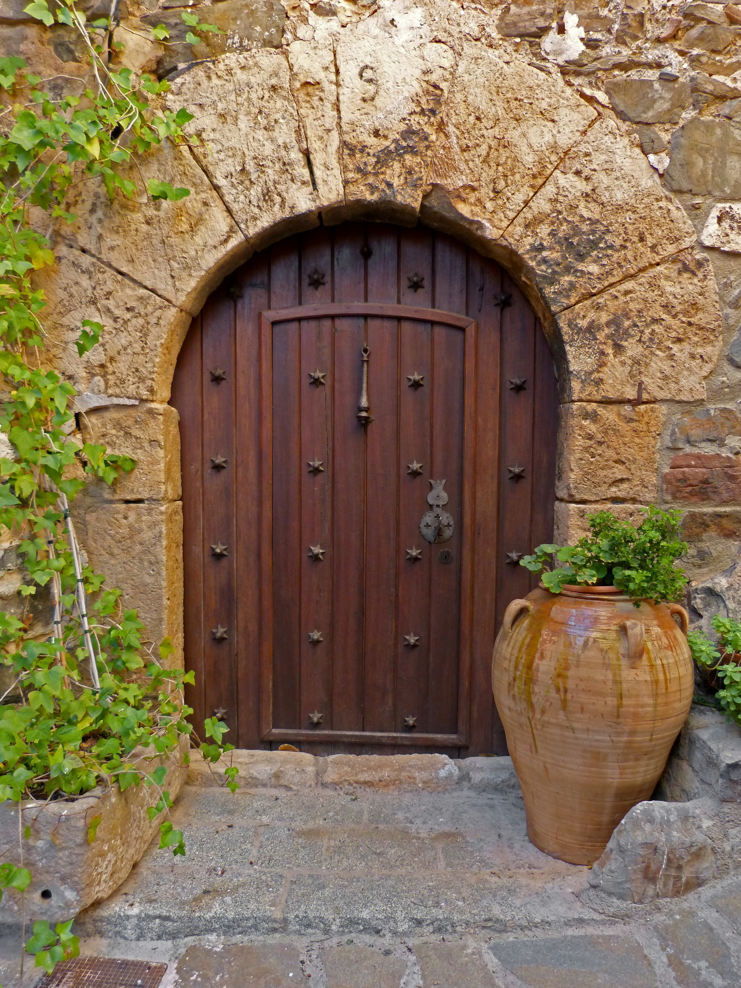Le Meilleur Old Doors The Good The Bad And The *Gly Countertop Garden Ce Mois Ci