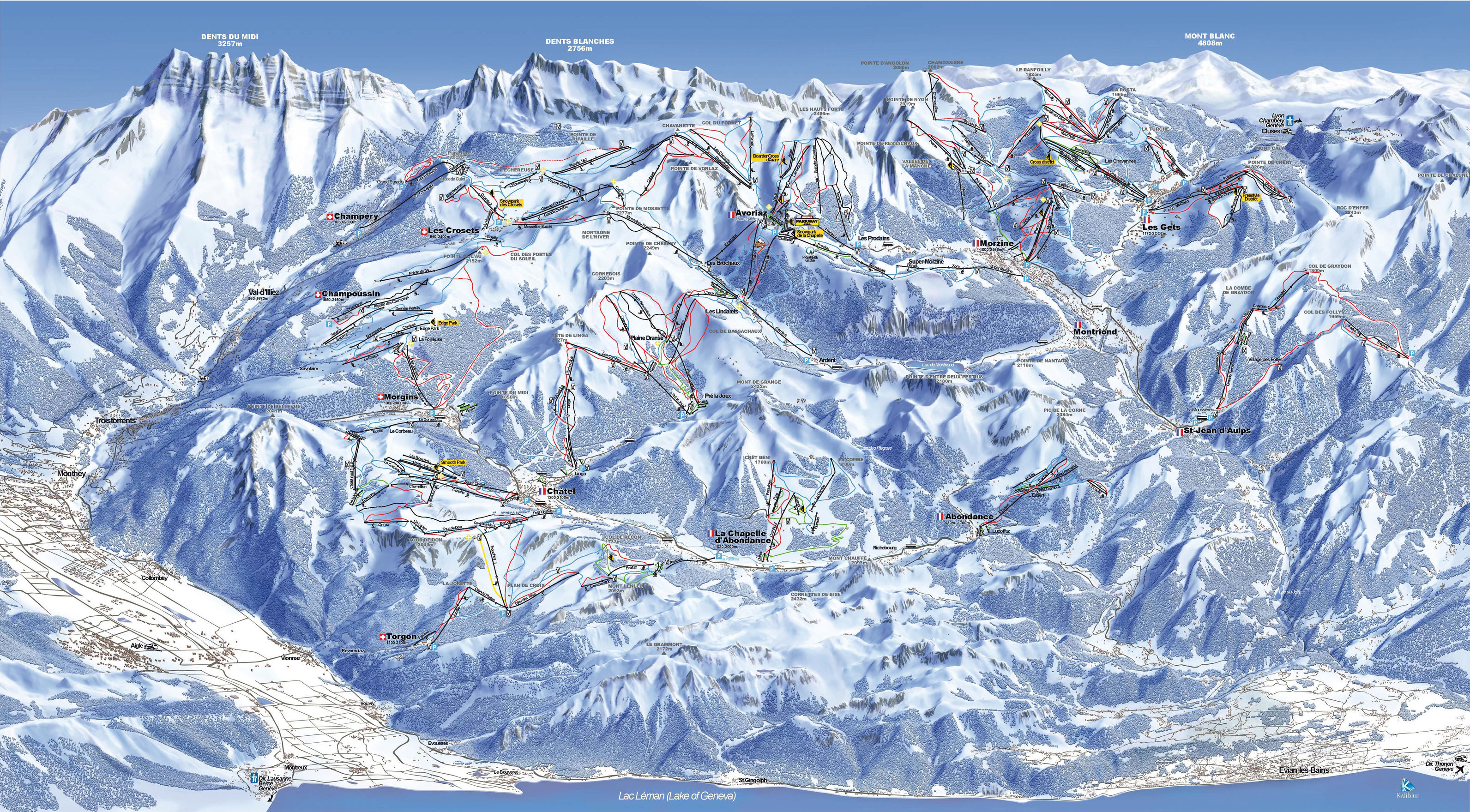 Le Meilleur Ski And Snowboard Torgon Winter Sports In And Near Les Ce Mois Ci