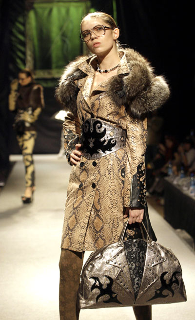 Le Meilleur St Petersburg Holds International Luxury Fashion Contest Ce Mois Ci