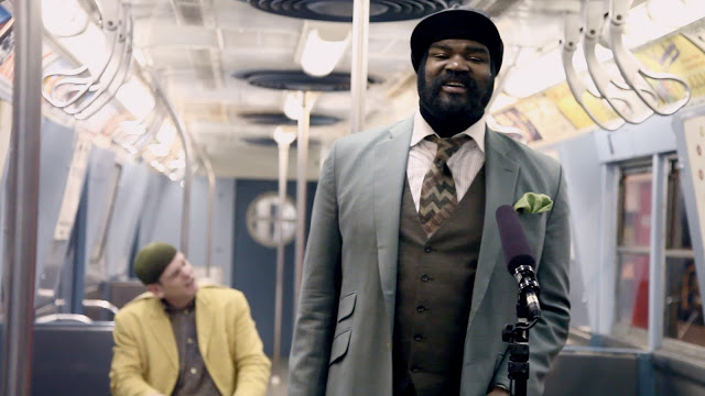 Le Meilleur On His Way To Harlem The Whimsical Soul Of Gregory Porter Ce Mois Ci