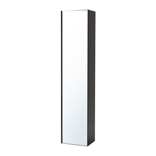 Le Meilleur Godmorgon High Cabinet With Mirror Door High Gloss Gray Ce Mois Ci