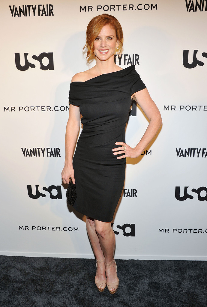 Le Meilleur Sarah Rafferty Photos Photos Usa Network And Mr Porter Ce Mois Ci