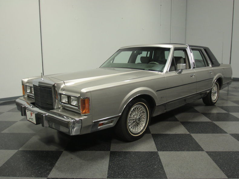 Le Meilleur 1989 Lincoln Town Car Signature Sedan 4 Door For Sale Ce Mois Ci
