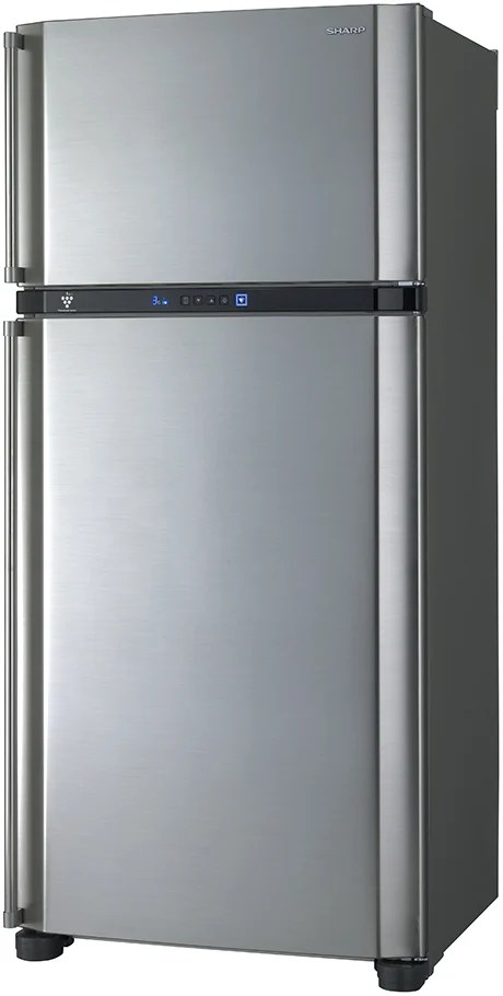 Le Meilleur Two Door Refrigerator By Sharp Ce Mois Ci