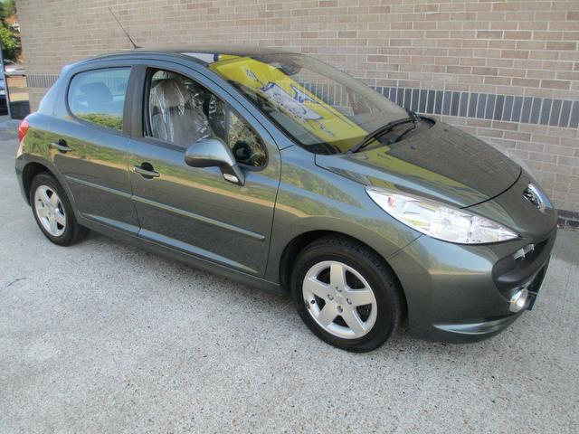 Le Meilleur Used Peugeot 207 2008 Manual Petrol 1 4 16V Se 5 Door Grey Ce Mois Ci Original 1024 x 768