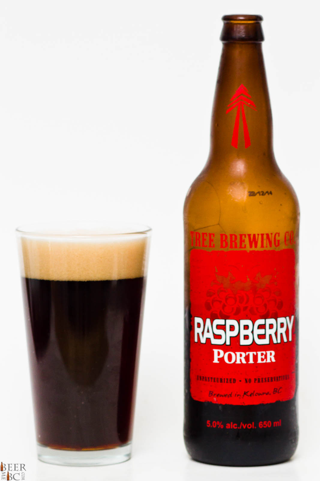 Le Meilleur Tree Brewing Co – Raspberry Porter Beer Me British Columbia Ce Mois Ci