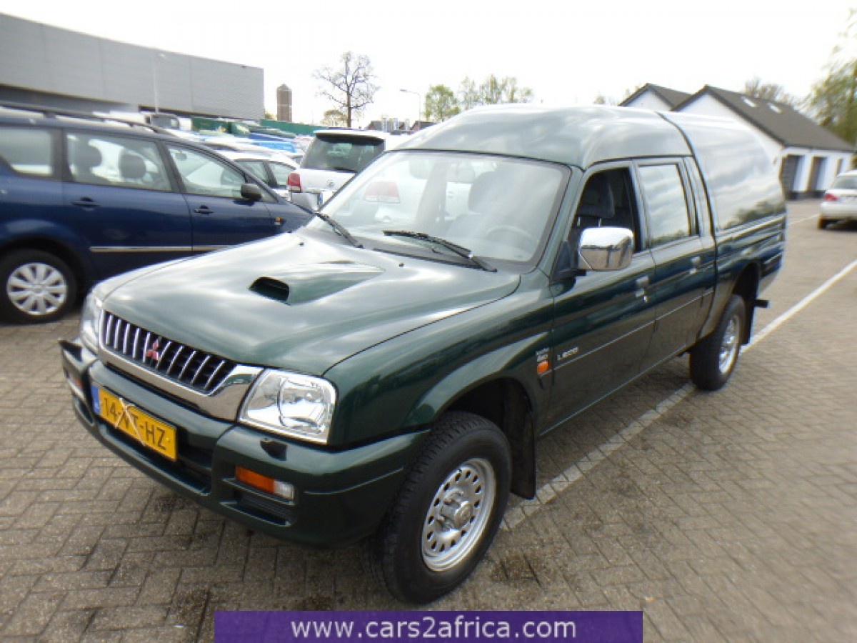 Le Meilleur Mitsubishi L200 2 5 Td 64549 Used Available From Stock Ce Mois Ci