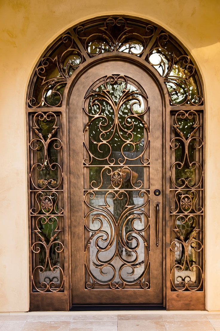 Le Meilleur Metallic Or Wooden Front Door Which One Do You Prefer Ce Mois Ci