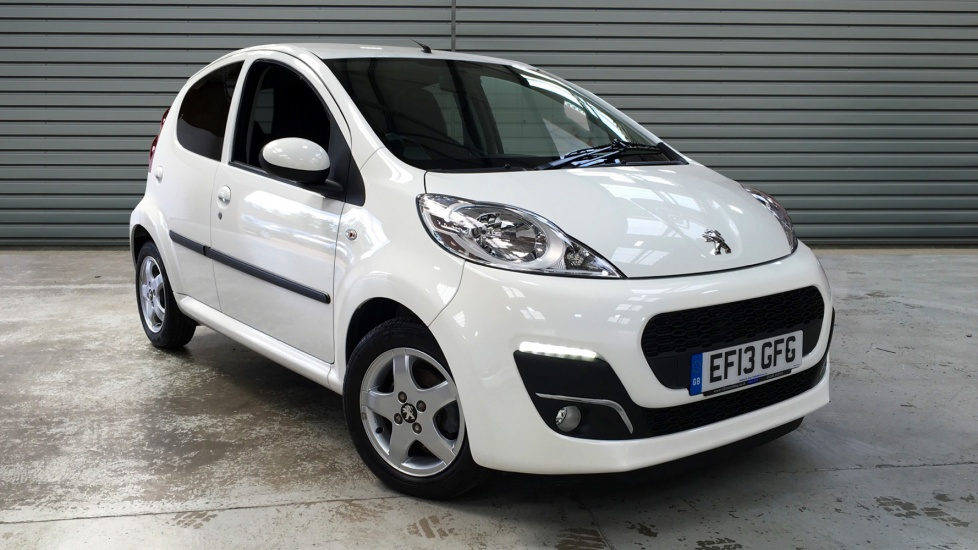 Le Meilleur Used Peugeot 107 Hatchback From Robins Day Ce Mois Ci