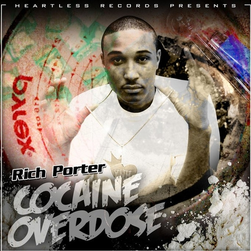 Le Meilleur Rich Porter C*C**N* Overdose Hosted By Heartless Records Ce Mois Ci
