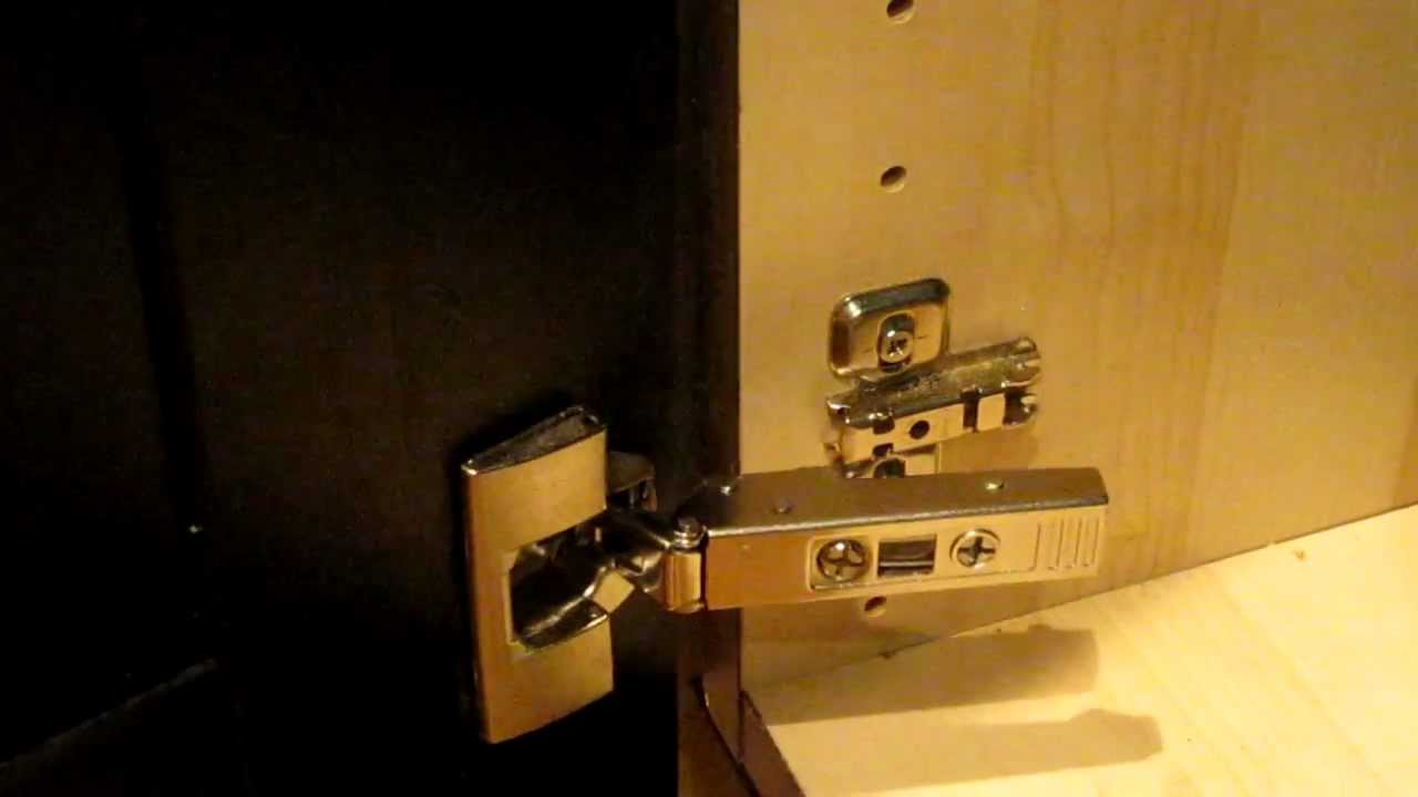 Le Meilleur Ikea Integral Kitchen Cabinet Door Hinge How To Clip And Ce Mois Ci