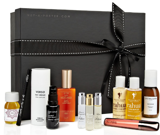 Le Meilleur Net A Porter Limited Edition Summer Box Available Now Ce Mois Ci