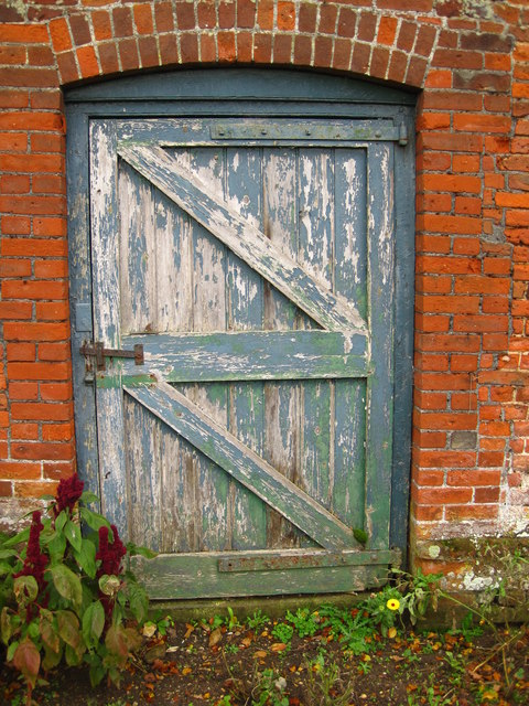 Le Meilleur Door In The Wall Of The Walled Garden © Chris Holifield Cc Ce Mois Ci