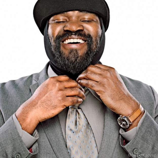 """Le Meilleur Gregory Porter's """"Be Good Lion's Song """" Nycrophone Ce Mois Ci"""