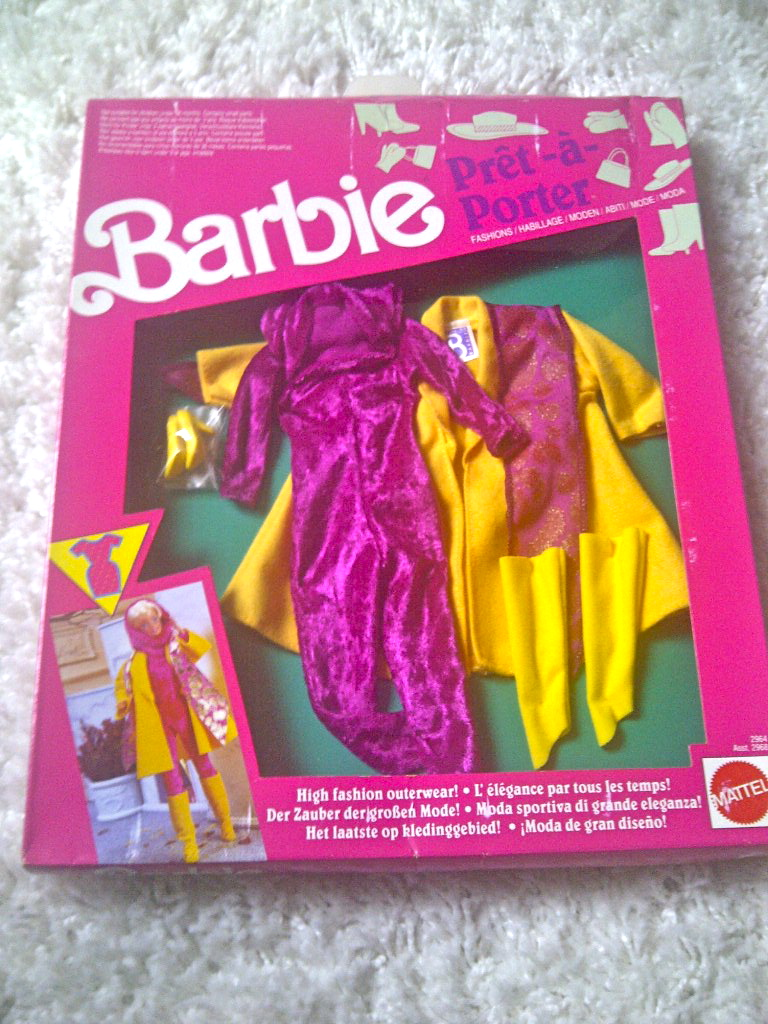 Le Meilleur Pret A Porter High Fashion Barbie Fashion Review Ce Mois Ci