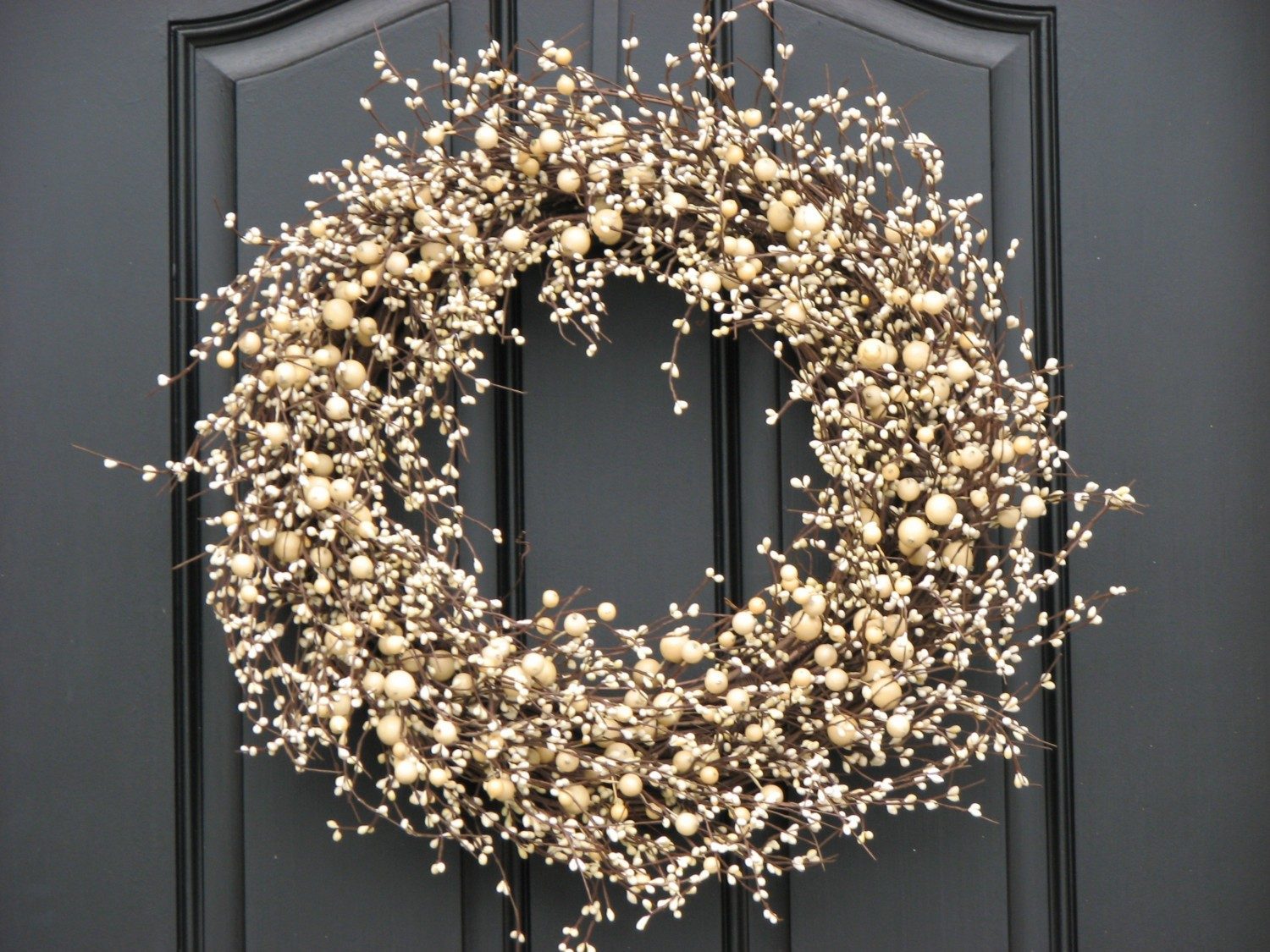 Le Meilleur Damask And Design The Best Christmas Wreaths On Etsy Ce Mois Ci