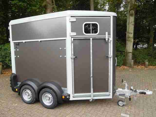 Le Meilleur Ifor Williams Hb 506 Horse Trailer In Graphite 2011 Ce Mois Ci