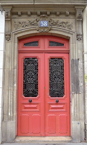 Le Meilleur Chinoiserie Chic The Chinoiserie Front Door Coral Ce Mois Ci