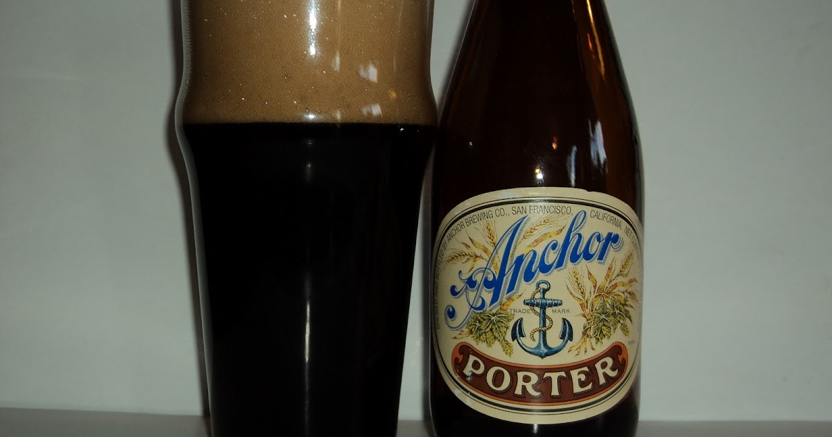 Le Meilleur Water Malt Hops Yeast Beer Anchor – Porter And Ce Mois Ci