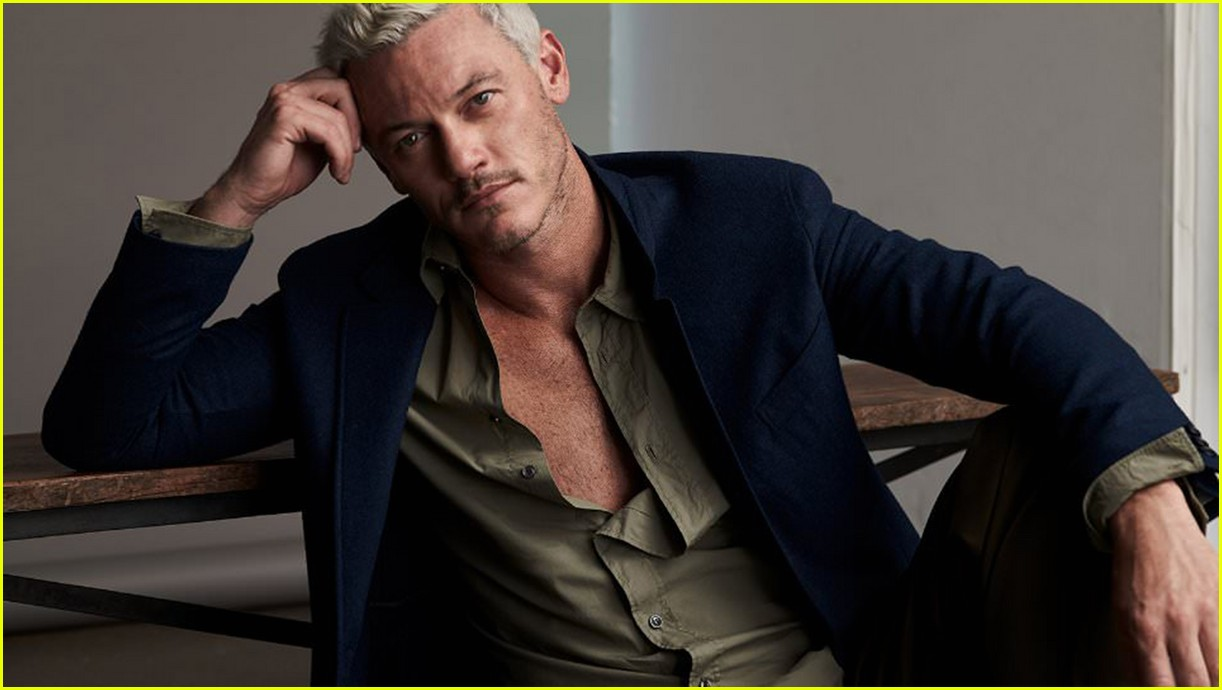Le Meilleur Luke Evans Talks About Being Single Keeping His Life Ce Mois Ci