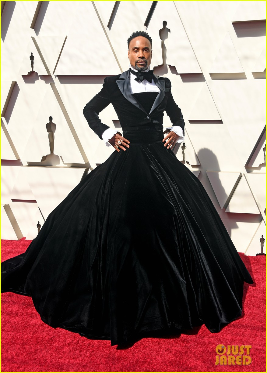 Le Meilleur Billy Porter On Why He Wore A Gown Not A Tux To The Ce Mois Ci