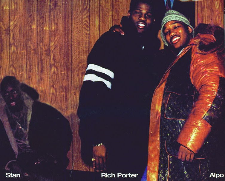Le Meilleur This Picture Of Rich Porter Standing Next To His Killer Is Ce Mois Ci