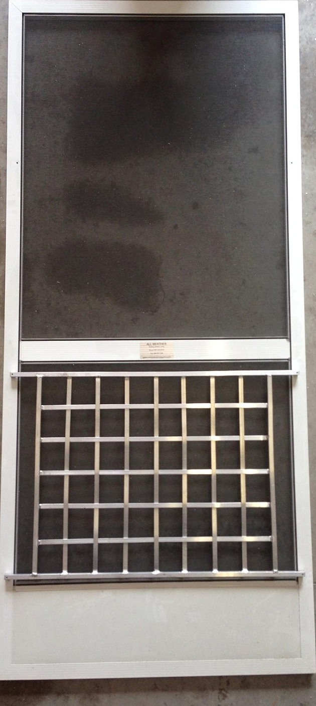 Le Meilleur All Weather Door And Grille Screen Door Grilles Ce Mois Ci