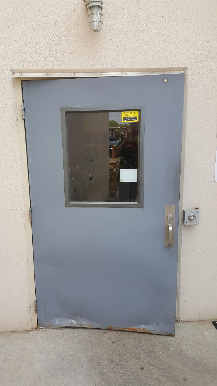 Le Meilleur Commercial Door Installation At Home Depot In Amarillo Ce Mois Ci