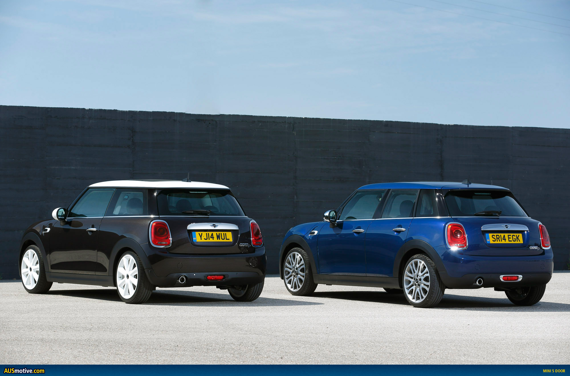 Le Meilleur Ausmotive Com » Mini 5 Door Revealed Ce Mois Ci