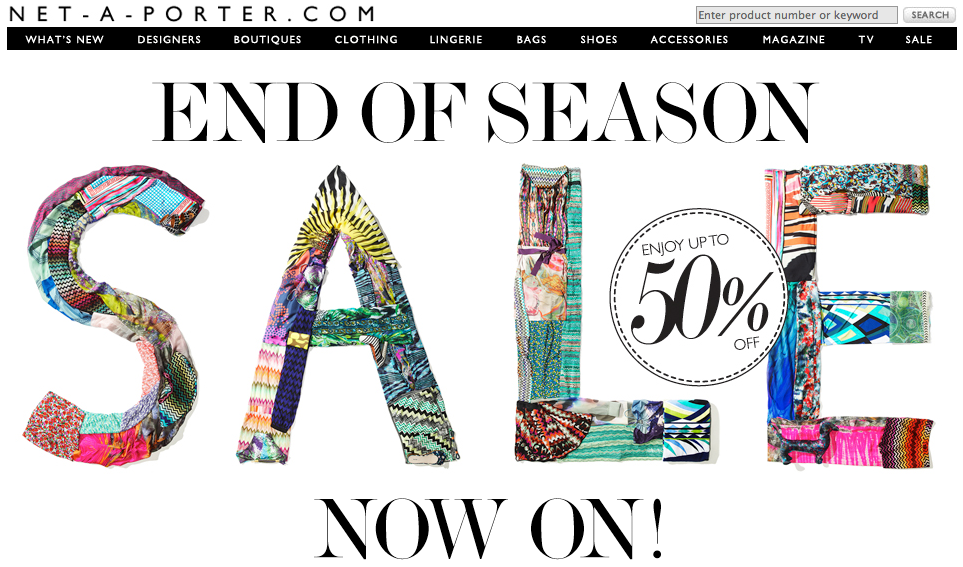 Le Meilleur End Of The Season At Net A Porter The View From 5 Ft 2 Ce Mois Ci