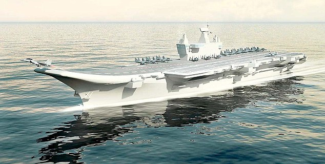 Le Meilleur Indian Navy Set To Launch Aircraft Carrier On August 12 Ce Mois Ci