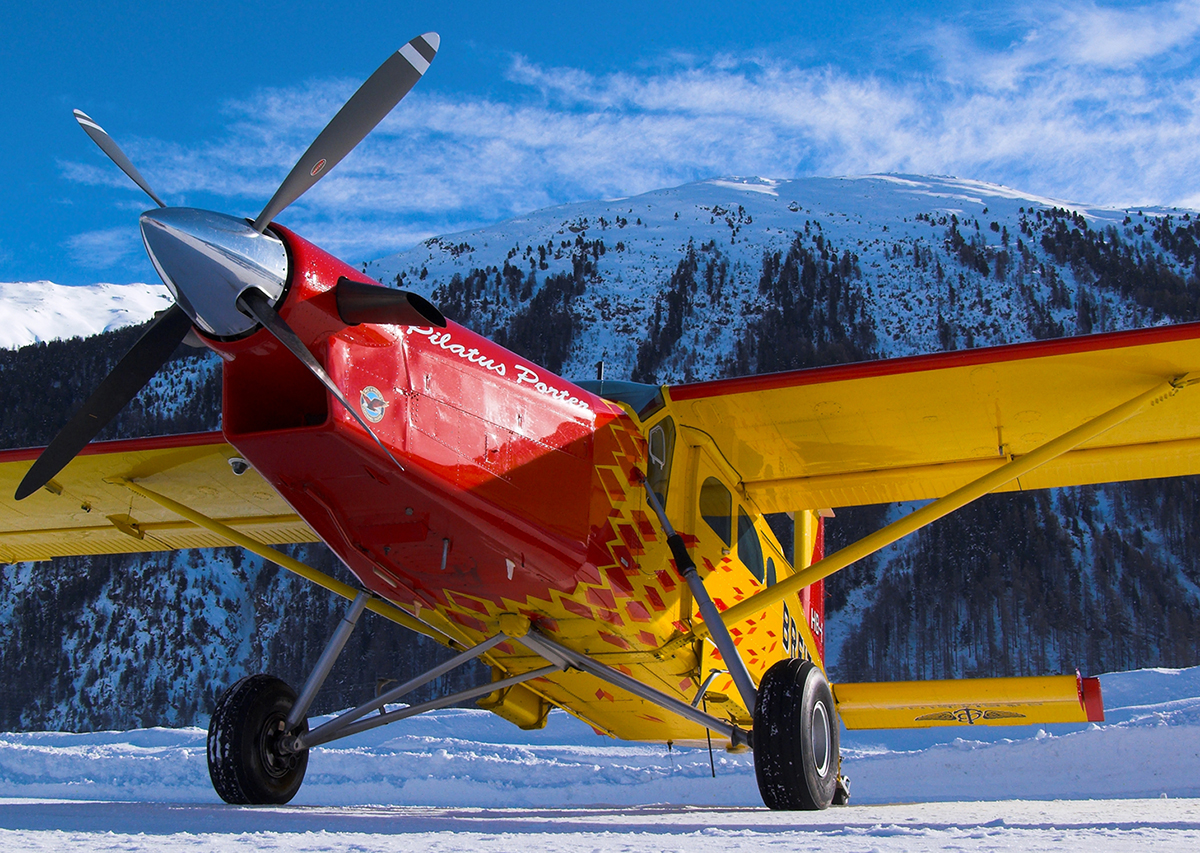 Le Meilleur Newest Top Prop™ Stc From Hartzell Goes To Pilatus Pc 6 Ce Mois Ci