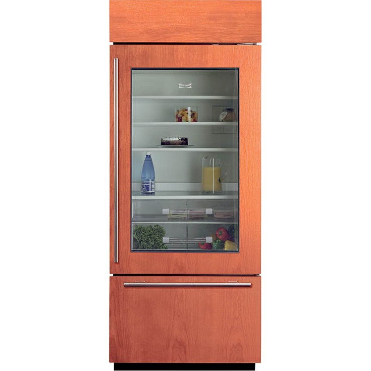 Le Meilleur Stylish Design Of Glass Door Refrigerator Residential That Ce Mois Ci