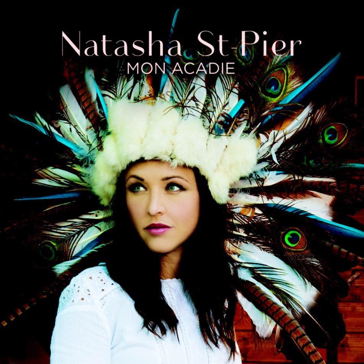 Le Meilleur Acadian Singer Natasha St Pier Criticized Over Depiction Ce Mois Ci
