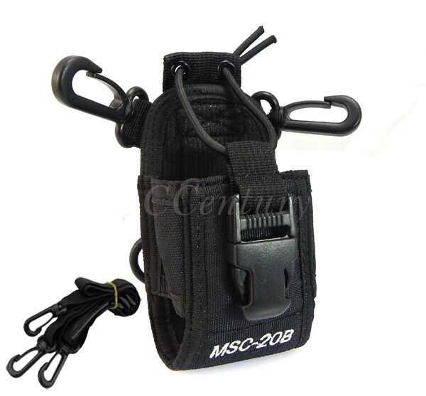 Le Meilleur Walkie Talkie Radio Case Pouch Holster For Motorola Smp818 Ce Mois Ci