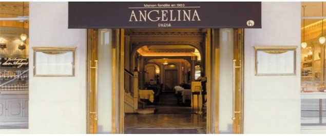 Le Meilleur Restaurant Angelina Porte Maillot Traditionnel Paris Ce Mois Ci