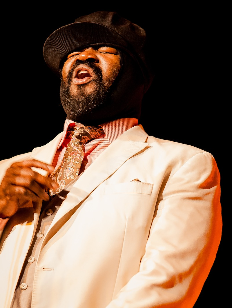 Le Meilleur Uk Vibe » Gregory Porter Live At The Stables Ce Mois Ci