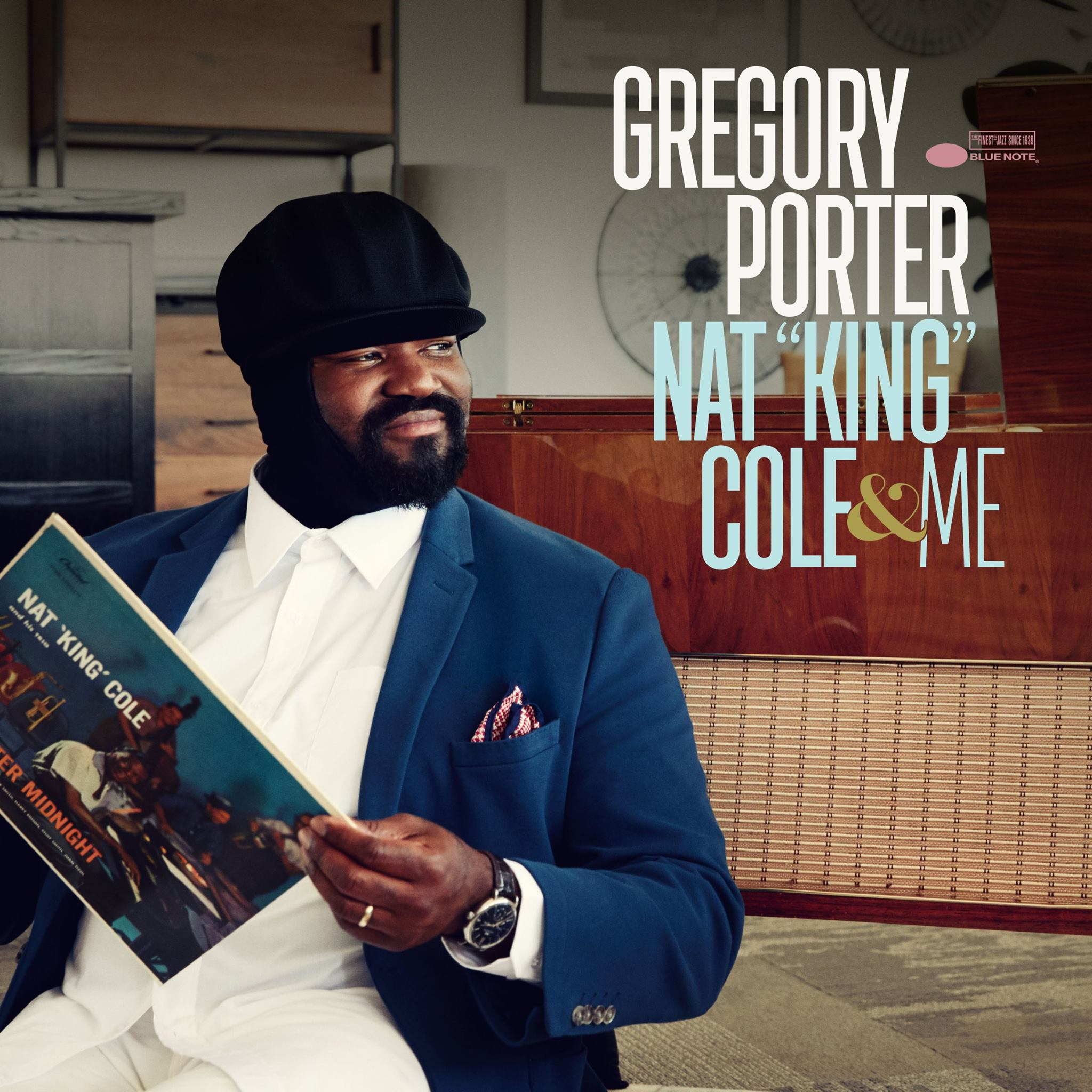 Le Meilleur Gregory Porter – Nat King Cole Me Review Culturefly Ce Mois Ci