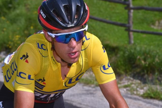 Le Meilleur Richie Porte Attack Is The Best Form Of Defence Cycling Ce Mois Ci
