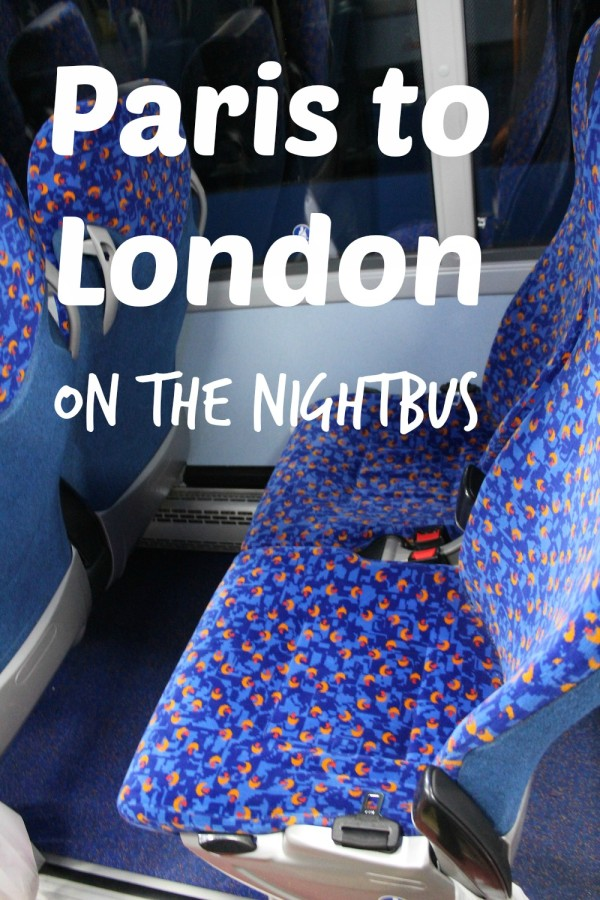 Le Meilleur How To Survive The Night Bus From Paris To London Ce Mois Ci