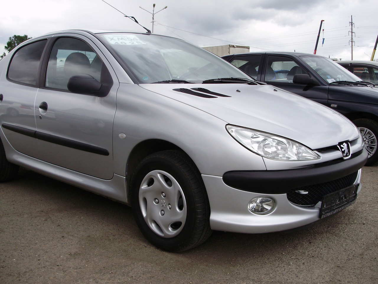 Le Meilleur 2007 Peugeot 206 Sedan Wallpapers 1 4L Gasoline Ff Ce Mois Ci