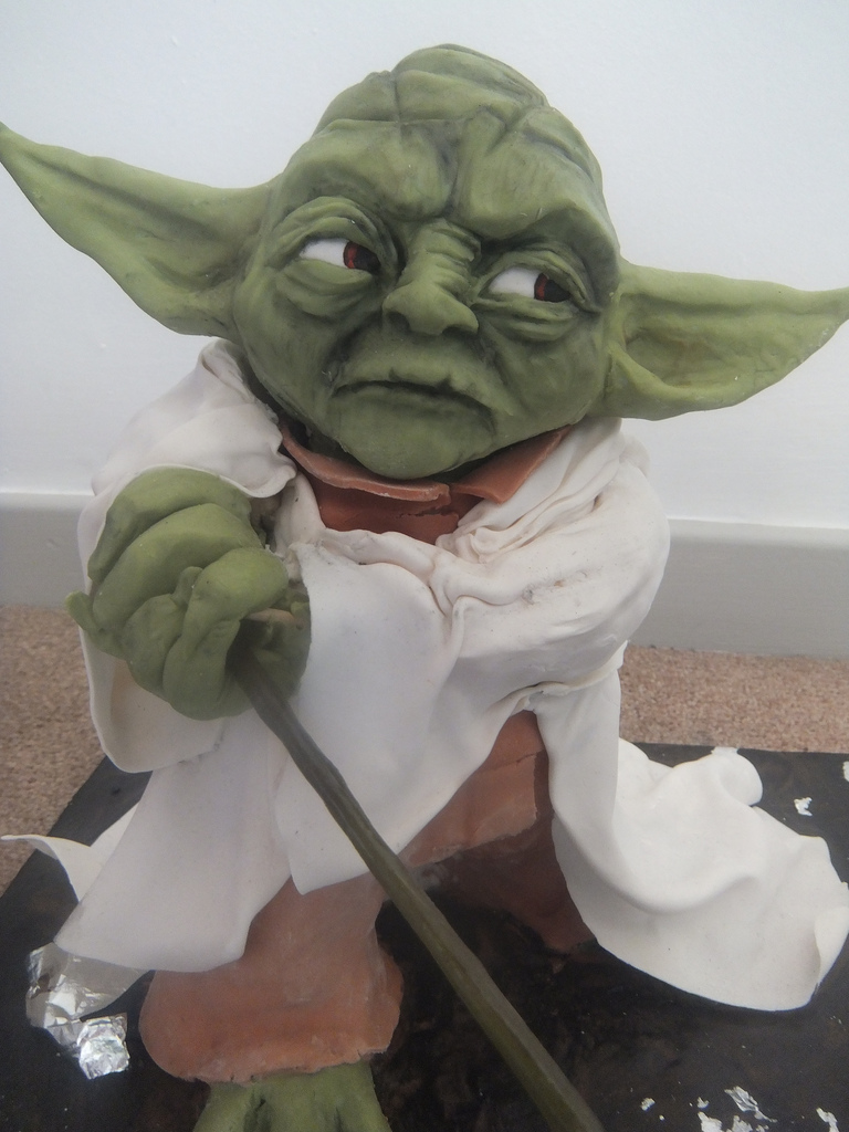 Le Meilleur The Best Star Wars Yoda Cake Disney Every Day Ce Mois Ci