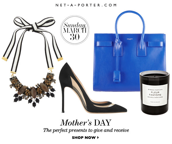 Le Meilleur Mother S Day Uk Gift Ideas From Net A Porter Red Carpet Ce Mois Ci