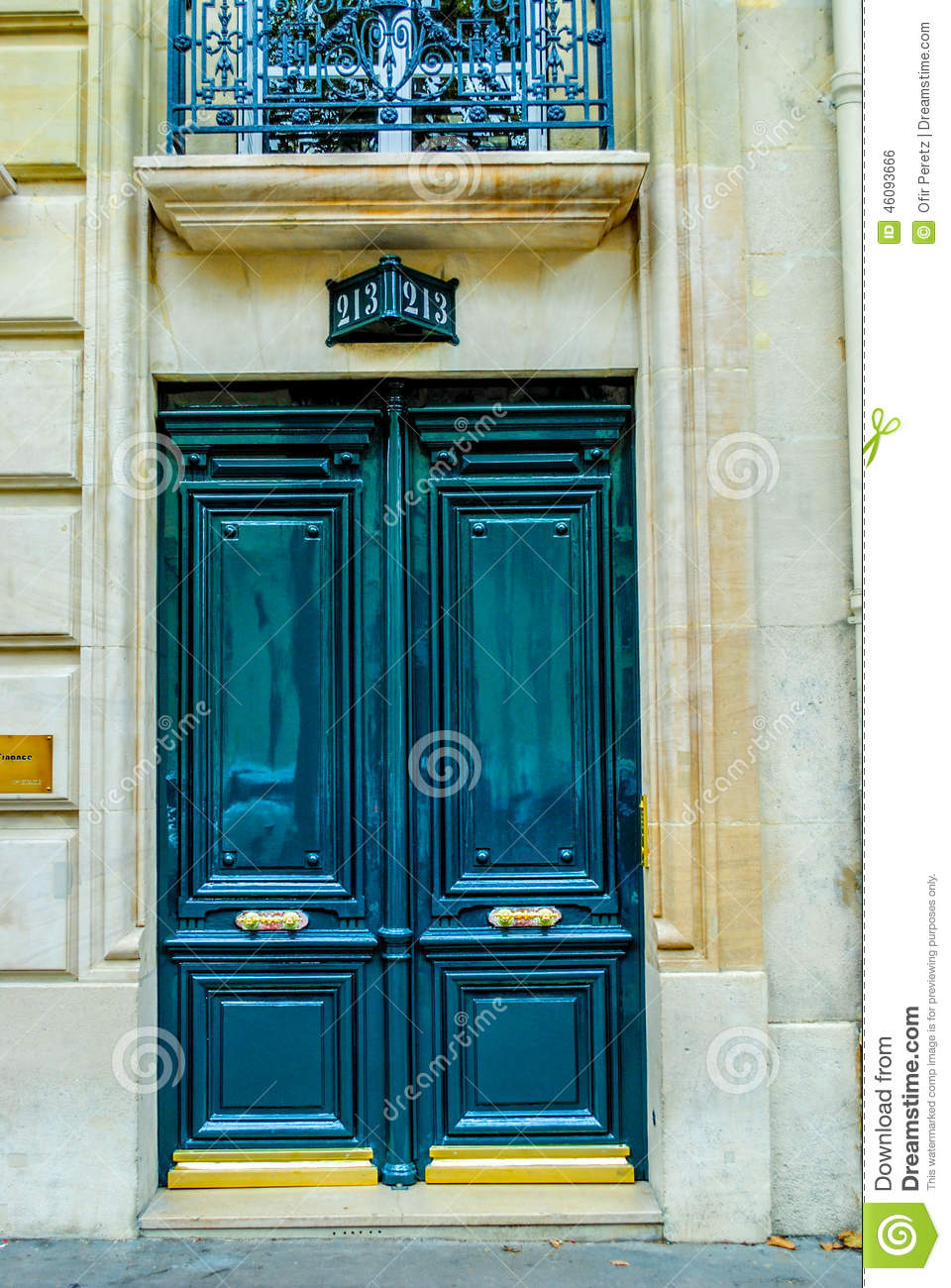 Le Meilleur French Building Entrance Beautiful Wood Door In Paris Ce Mois Ci